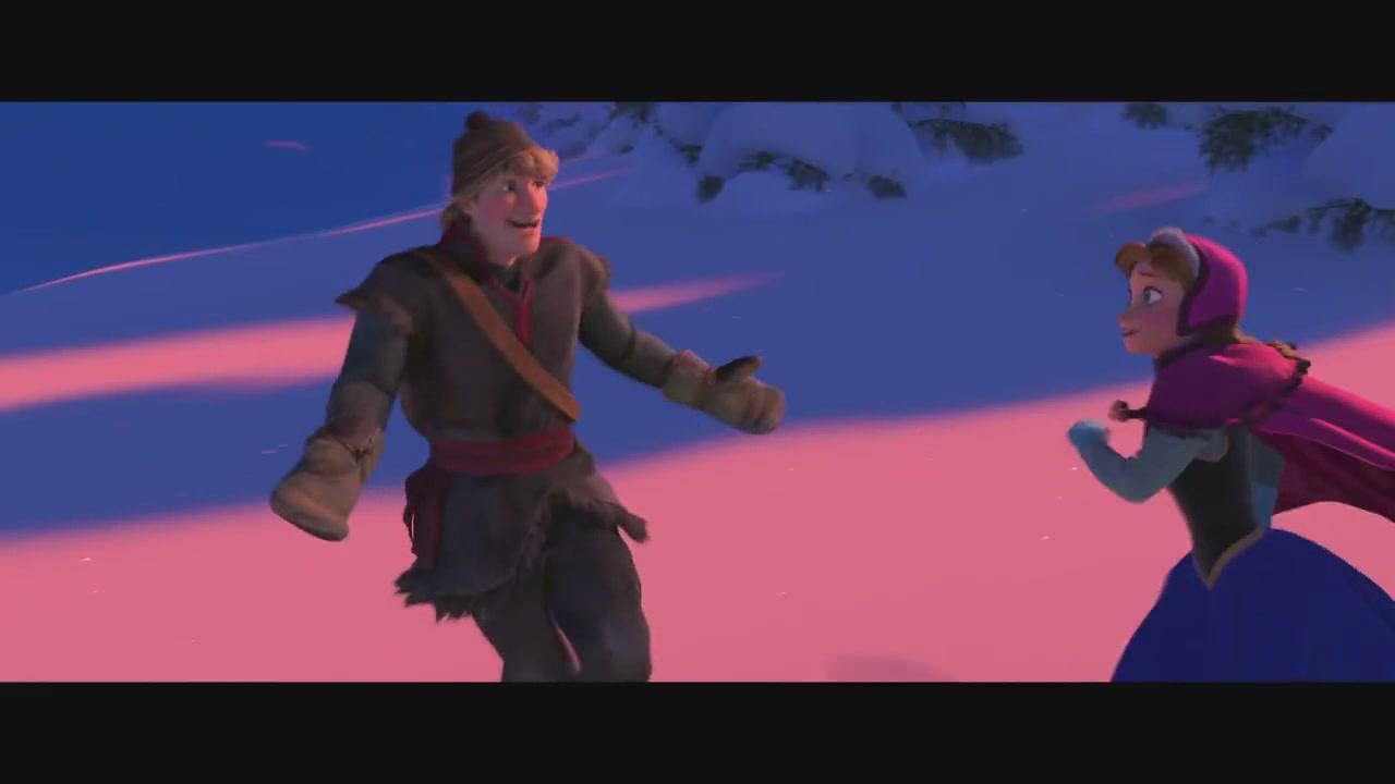 Frozen Frozen Screencaps