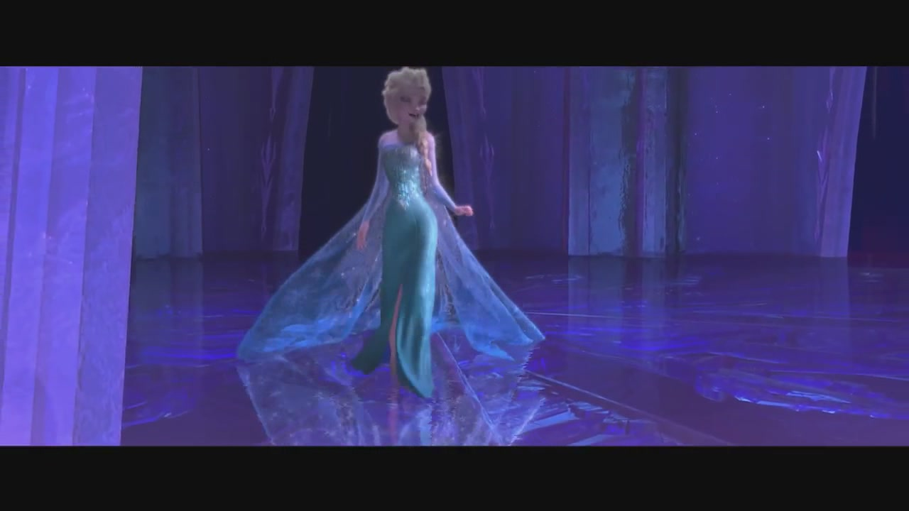 frozen video