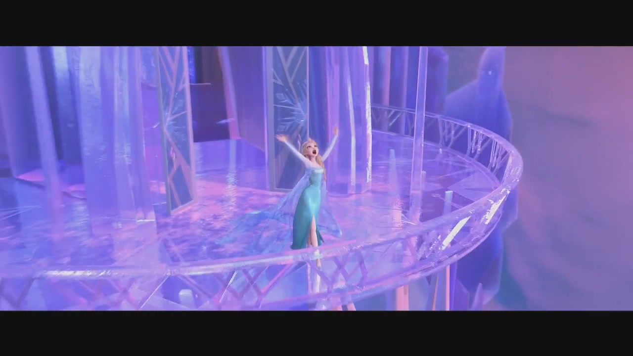 frozen video