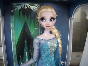 Limited Edition Elsa Doll