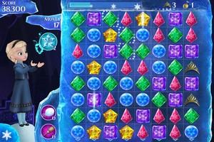 Frozen Free Fall Screenshots
