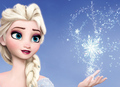 Elsa, the Snow reyna
