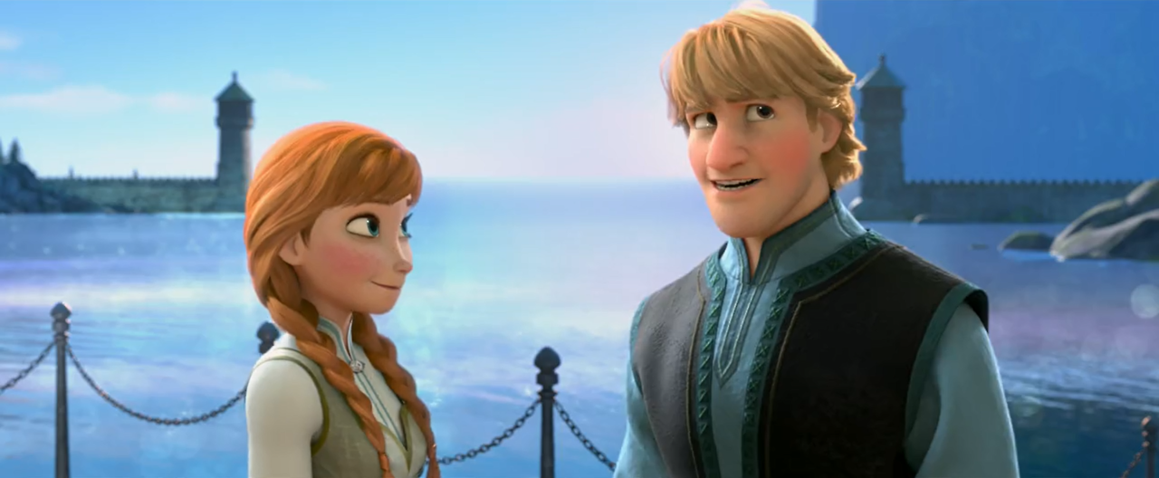 Frozen Pictures of Anna And Kristoff Anna And Kristoff Frozen