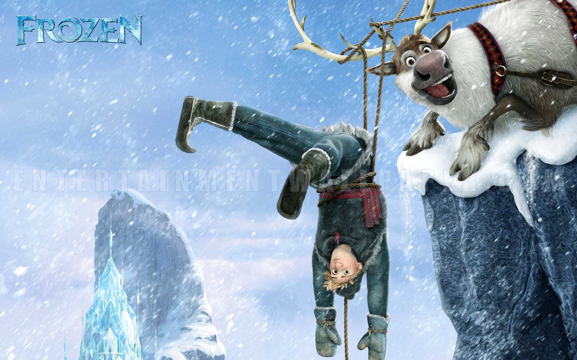 Frozen Frozen Wallpaper