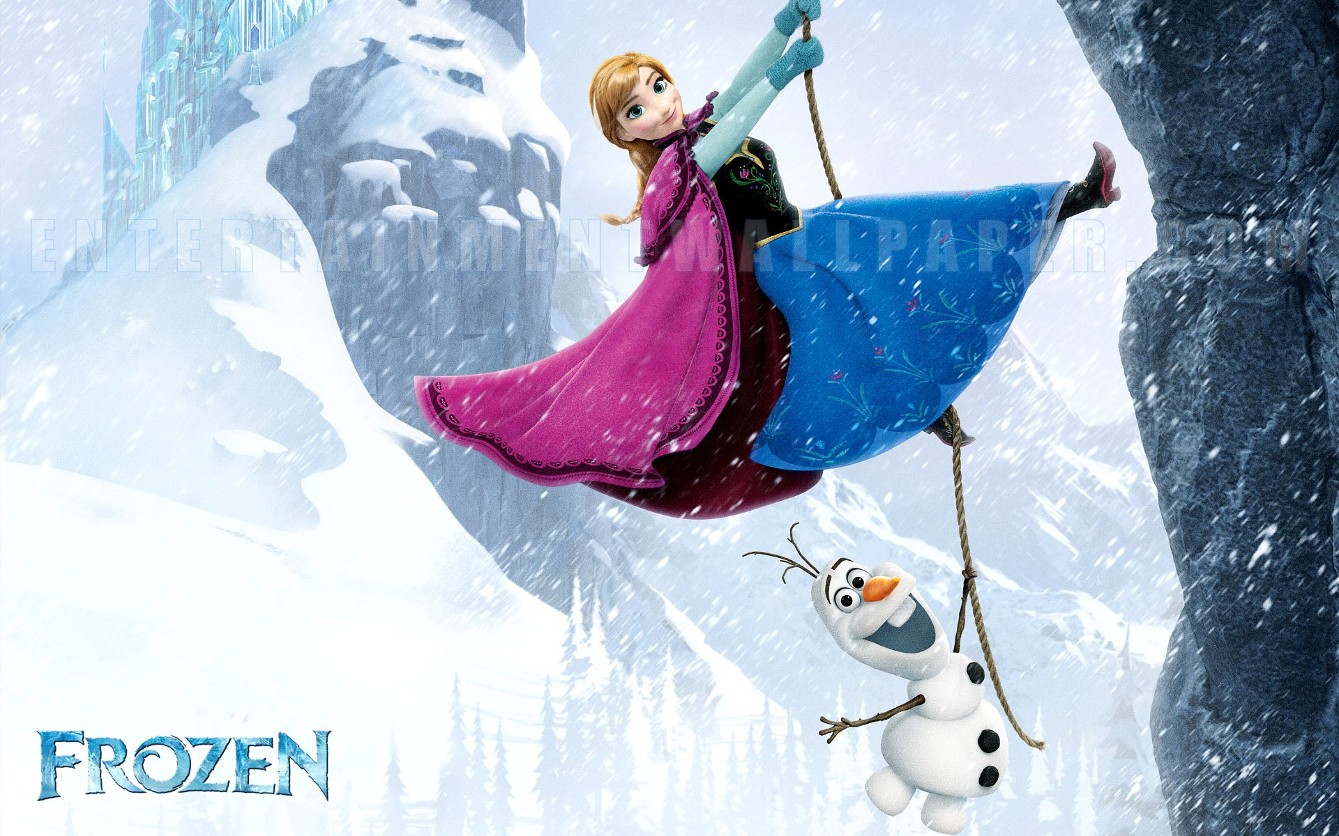 Frozen Wallpaper - Frozen Wallpaper (36149212) - Fanpop