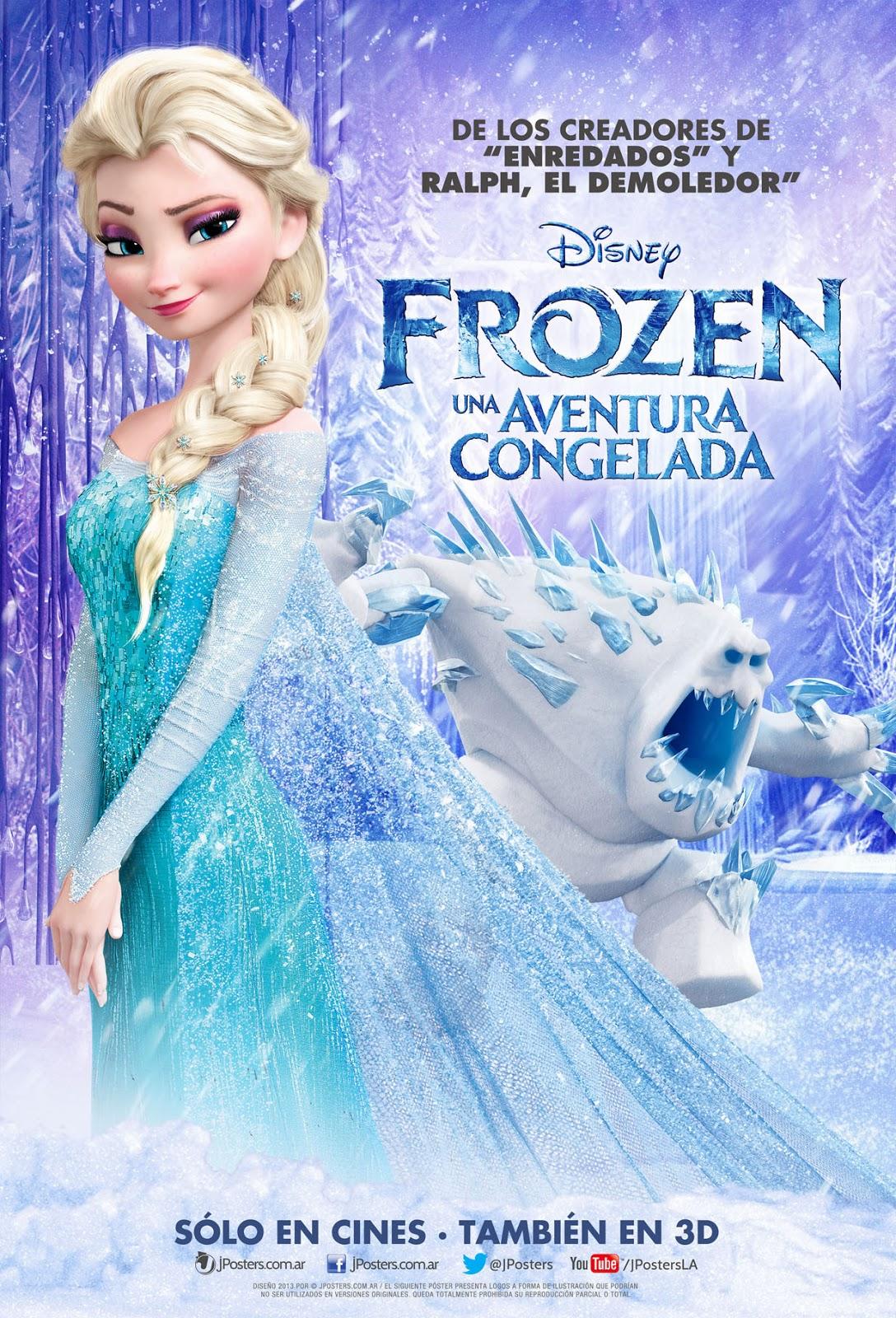 Elsa Poster Frozen Photo 36150893 Fanpop