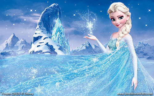 Elsa the Snow reyna