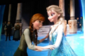 Anna and Elsa - frozen photo