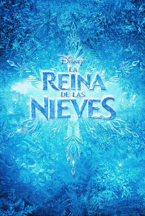 Frozen Spanish fan Posters