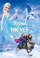 Frozen Spanish Fan Posters