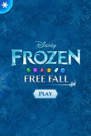Frozen - Uma Aventura Congelante - Free Fall
