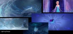 Frozen Lighting Rekaan