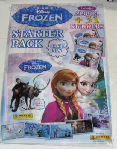 Frozen wallpaper with anime entitled Frozen Sticker Album