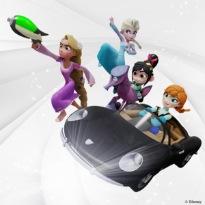 Disney Infinity Girls