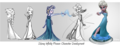 Elsa Disney Infinity Character Development