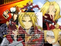 Edward Elric - full-metal-alchemist photo