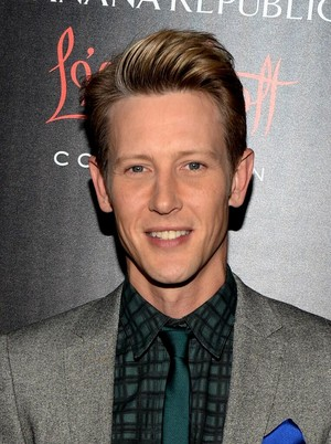 Gabriel Mann at Chateau Marmont