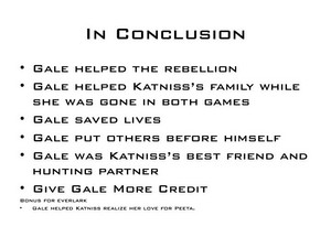 Why Gale is Important (7)