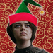Arya- Christmas - game-of-thrones icon