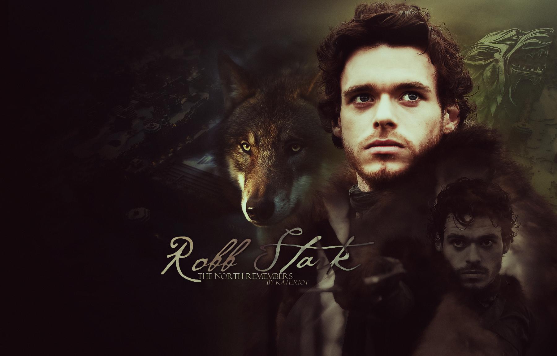 Robb Stark Game Of Thrones Fond D Ecran 36188148 Fanpop