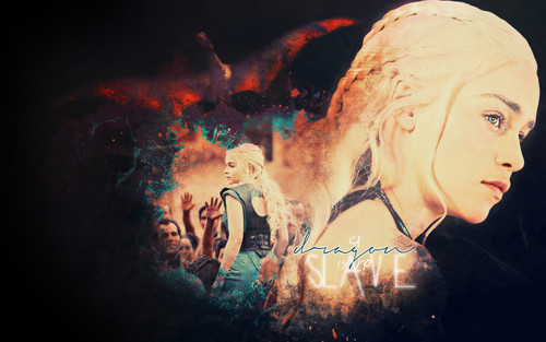 Game of Thrones wallpaper possibly containing a concert and a fire entitled Daenerys Targaryen