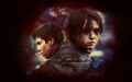 Arya Stark & Gendry - game-of-thrones wallpaper