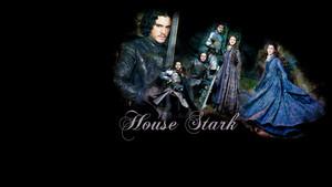Robb,Catelyn Stark & Jon Snow