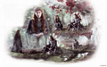 Catelyn & Ned Stark - game-of-thrones wallpaper