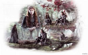 Catelyn & Ned Stark