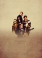 House Lannister - game-of-thrones fan art