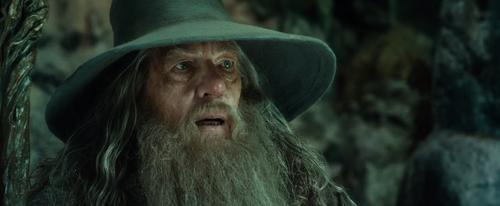 Gandalf Hintergrund entitled Gandalf the Grey - The Hobbit: The Desolation of Smaug