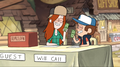 dipper and wendy - gravity-falls photo