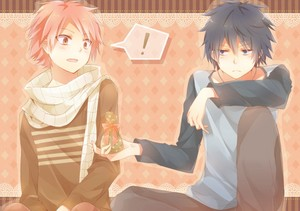 Gray & Natsu