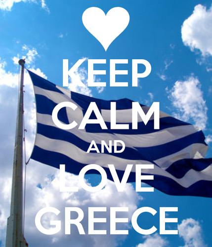 Greece wallpaper titled Love Greece