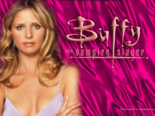 HaleyDewit wallpaper with a portrait entitled Buffy the Vampire Slayer