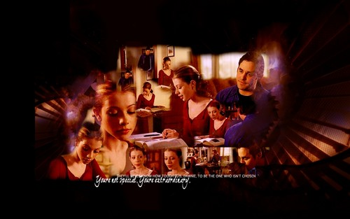 HaleyDewit wallpaper entitled Buffy the Vampire Slayer