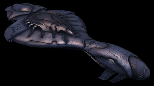Covenant Battlecruiser
