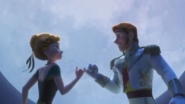 love is an open door video clip screencaps hans photo