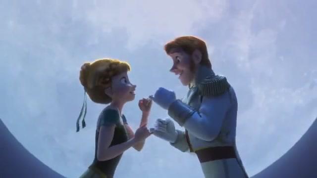 Love Is An Open Door Hans And Hans