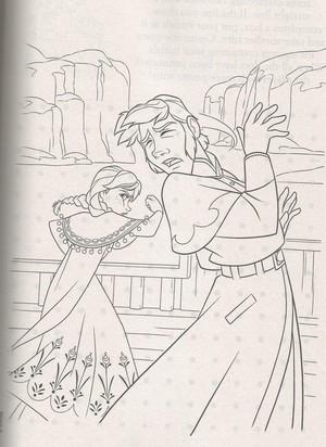 Official Frozen - Uma Aventura Congelante Illustration