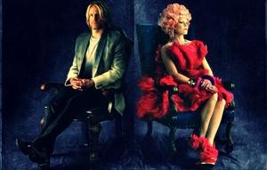 Haymitch & Effie