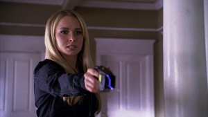 Claire Bennet badges