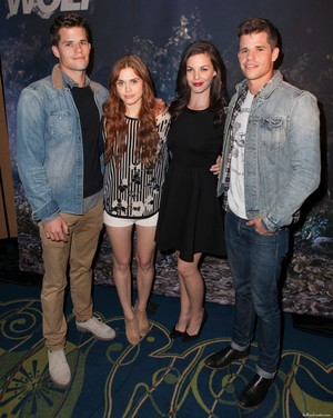 "MTV's ""Teen Wolf"" ファン Appreciation Event"