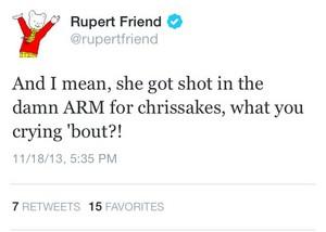 Rupert's Twitter