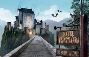 hotel transylvania castello