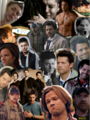 supernatural  - hottest-actors fan art