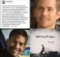 RIP Paul Walker  - hottest-actors photo