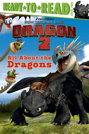 How To Train Your Dragon 2 books