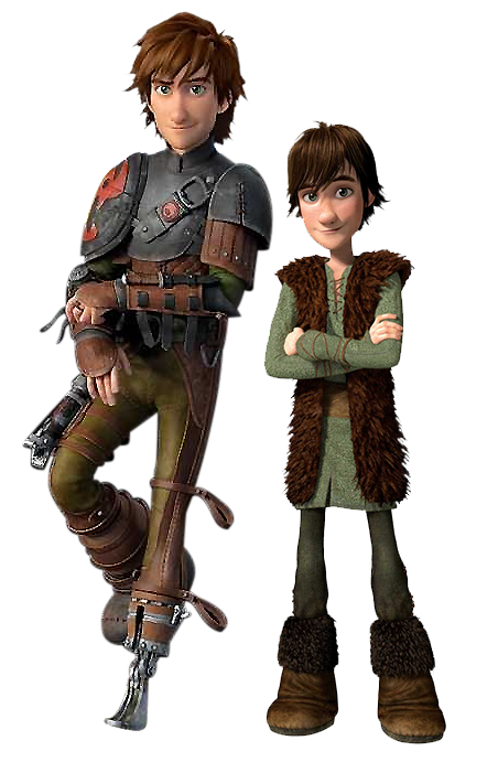 How To Train Your Dragon 2 Hiccup Age older Hiccup - How to ...