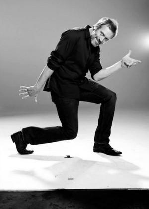 Hugh Laurie L'oreal Paris outtakes 2011
